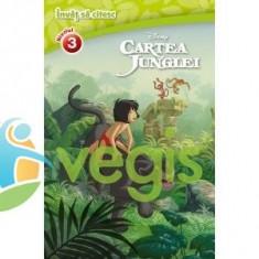 Cartea Junglei - Invat sa citesc - Nivelul 3 - Carte de povesti