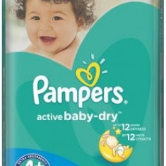 Pampers Giant Nr4 10-15kg 70buc