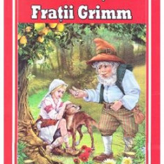 Povesti - Fratii Grimm - Carte educativa