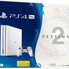 Consola Sony PlayStation 4 Pro 1TB Alb + Destiny 2
