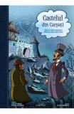 Castelul Din Carpati. Adaptare Dupa Jules Verne. Benzi Desenate, Liviu Antonesei