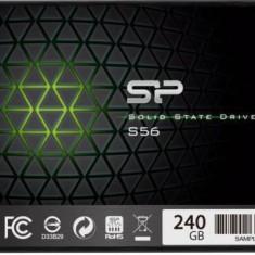 SSD Silicon Power Slim S56 Series, 240GB, 2.5inch, Sata III 600, Silicon Power