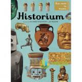 Historium - Richard Wilkinson, Jo Nelson