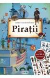 Piratii: Carte cu autocolante