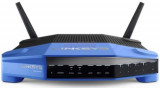 Router Wireless Linksys, Gigabit Dual band, 1200 Mbps, USB 3.0