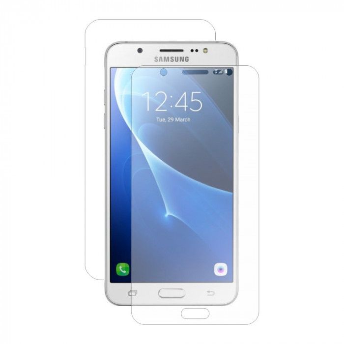 Folie de protectie Clasic Smart Protection Samsung Galaxy J7 (2016) foto mare