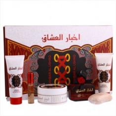 Set Cadou Akhbar Al Ushaq - Set parfum