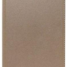 Husa Book Cover Allview HFgV2S pentru V2 Viper S (Auriu) - Husa Telefon