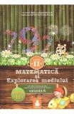 Matematica si explorarea mediului - Clasa 2 - Partea A II-A - Varianta A - Ed.2015 - Dumitru D. Paraiala, Dumitru D. Paraiala
