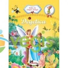 Degetica - Bunica ne citeste povesti - Carte de povesti