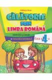 Calatorie prin limba romana - Clasa a 4-a - Adeluta Rosu, Clasa 4