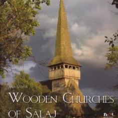 Lb. Engleza - Biserici de lemn din Salaj - Ana Barca