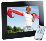 Rama Foto Digitala Intenso 3919800 Weather Star, 8inch, cu statie meteo, 800 x 600 (Neagra)