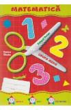 Matematica Grupa mijlocie 4-5 ani (mapa) - Inesa Tautu, Inesa Tautu