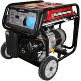 Generator Curent Electric Senci SC5000, 4500W, 230V, AVR inclus, Motor benzina