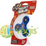 Fidget Spinner Ninja - Albastru