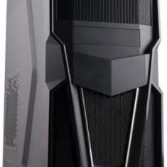 Sistem PC Gaming V2 (Procesor Intel® Core™ i5-2400 (6M Cache, up to 3.40 GHz), Sandy Bridge, 8GB, 120GB SSD, nVidia GeForce GT 1030 @2GB, Negru)