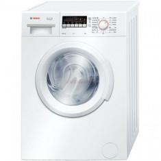 Masina de spalat rufe BOSCH WAB20262BY, 1000 RPM, 6 kg, Clasa A+++ (Alb)