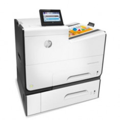 Imprimanta HP PageWide 556xh, A4, Duplex, Retea, Wi-fi, USB, 50 ppm - Imprimanta inkjet