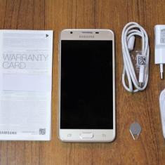 Samsung Galaxy J5 2016 Gold - Telefon Samsung, Auriu, 16GB, Neblocat, Dual SIM
