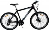 Bicicleta Omega Dominator, Roti 26inch, 21 viteze (Negru/Albastru)