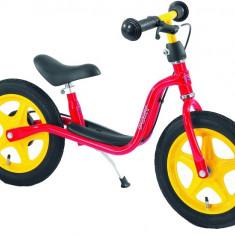Bicicleta Incepatori fara pedale LR1 BR Rosie - Bicicleta copii Puky