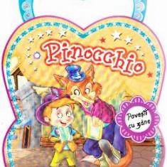 Pinocchio - Povesti cu zane - Carte educativa