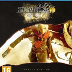 Final Fantasy Type-0 HD Steelbook Edition (PS4)