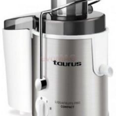 Storcator de fructe si legume Taurus Liquafruits Pro Compact, 500W