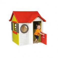 Casuta electronica pentru copii My House Smoby - Casuta copii