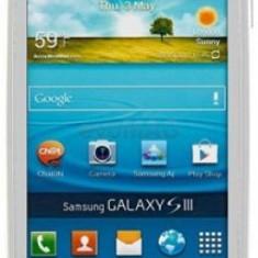 Husa protectie spate cu acumulator Mophie Juice Pack, 2300 mAh, Led indicator, pentru Samsung Galaxy S3 (Alb)
