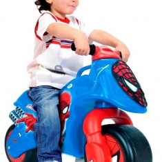 Motocicleta fara pedale Injusa Neox The Amazing Spiderman 2