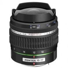 Obiectiv PENTAX DA 10-17mm F3.5-4.5 - Obiectiv DSLR