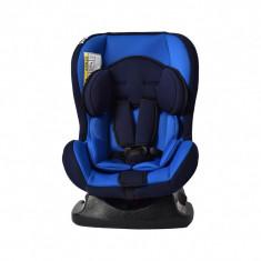 Scaun Auto Little Rider Albastru-Bleumarin - Scaun auto copii Juju