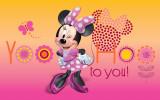 Covor Kids Minnie Mouse 18, Imprimat Digital