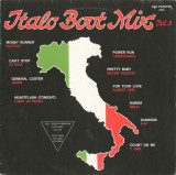 Italo Boot Mix 8 (1987, ZYX) disc vinil original, LP mixat