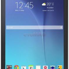 Tableta Samsung Galaxy Tab E T560, Procesor Quad-Core 1.3GHz, TFT Capacitive touchscreen 9.6inch, 1.5GB RAM, 8GB, 5MP, Wi-Fi, Android (Negru)