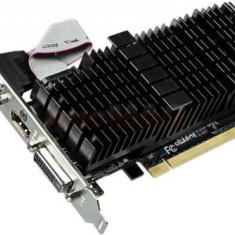 Placa Video GIGABYTE GeForce GT 710, 1GB, GDDR3, 64 bit, Low Profile - Placa video PC