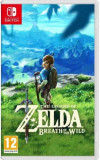 The Legend of Zelda: Breath of the Wild (SW), Nintendo
