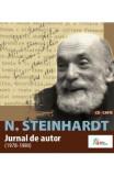 Jurnal de autor - N. Steinhardt + CD, Nicolae Steinhardt