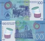 Nicaragua 100 Cordobas 2016 UNC