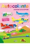 Autocolante: Avioane si elicoptere