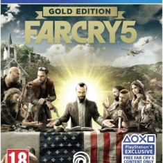 Far Cry 5 Gold Edition (PS4) - Jocuri PS4