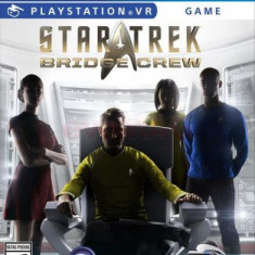 Star Trek Bridge Crew - VR (PS4) - Jocuri PS4