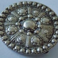 Brosa argint vintage -4117