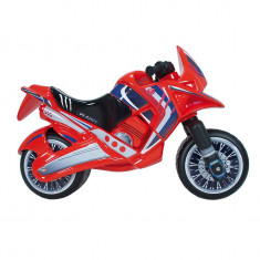 Motocicleta fara pedale Injusa Hawk