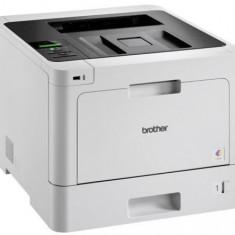 Imprimanta Brother HL-L8260CDWYJ1, LaserJet Color, A4, 31 ppm, Duplex, Retea, Wireless (Alb) - Imprimanta laser color