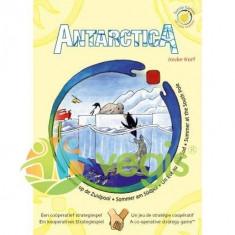 Antarctica - Jouke Korf. Joc de cooperare 10 ani+