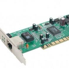 Placa de retea D-Link DGE-528T, Gigabit