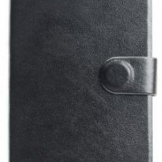 Husa Flip cover E-Boda 5949023215877 pentru E-Boda Storm V500 / V500s (Negru), E-boda